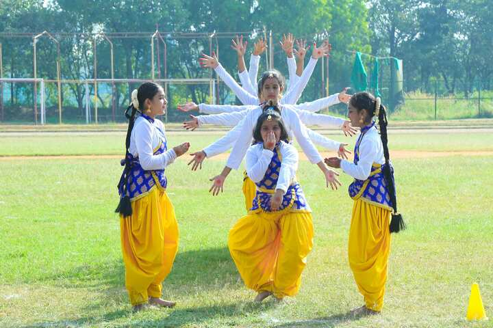 Global Academy For Learning School-Annual Sports Day