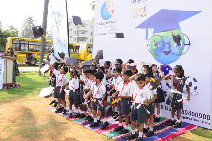 Global Academy For Learning School-Graduation Cermony