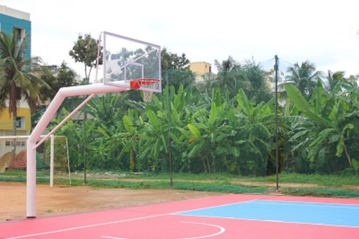 Global City International School-Basketball Court