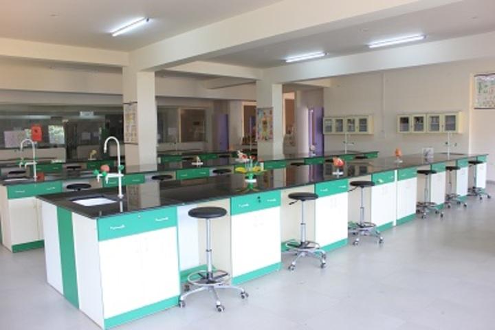 Global City International School-Biology Lab