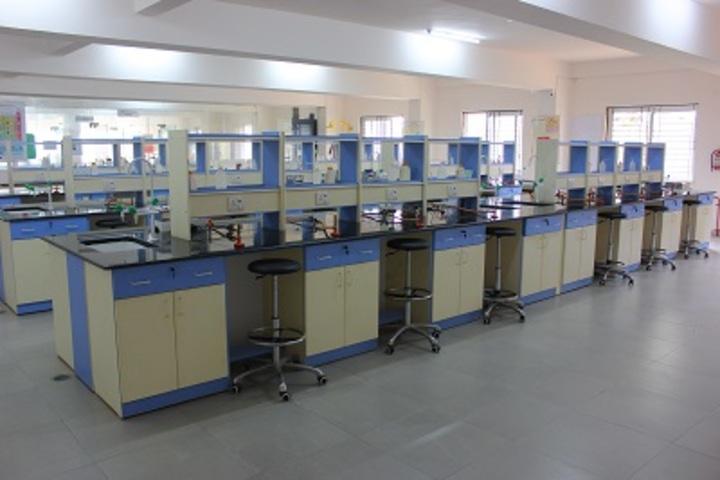 Global City International School-Chemistry Lab