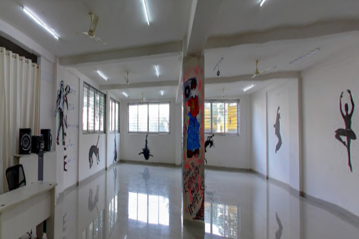 Global City International School-Dance Room
