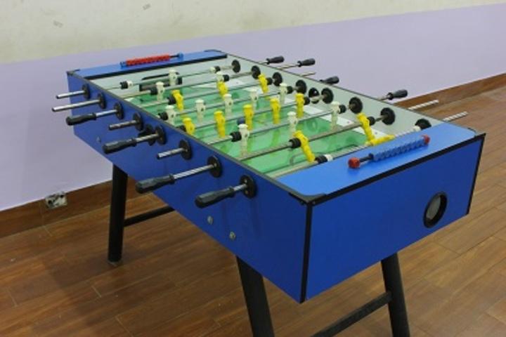 Global City International School-Indoor Games