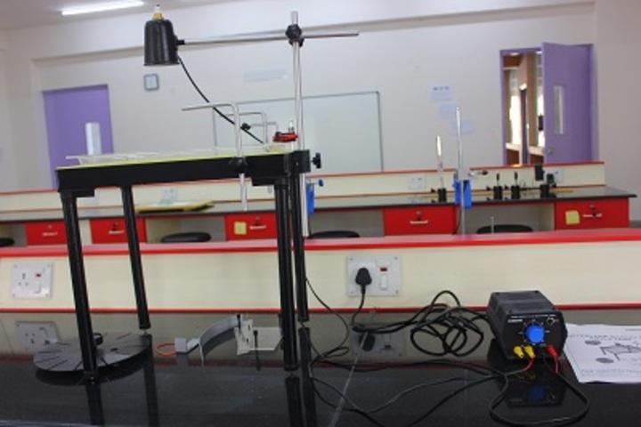 Global City International School-Physics Lab