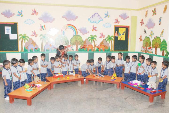 Gnanajyothi School-Activity Room