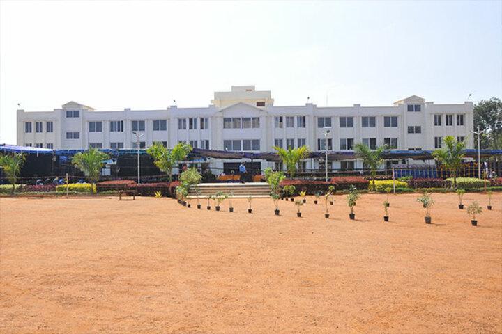 Gnanajyothi School-Campus