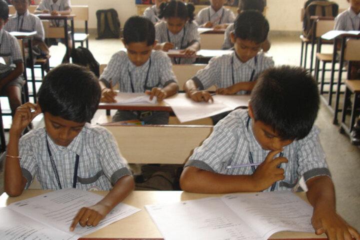 Gnanajyothi School-Classroom