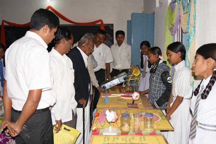 Gnanajyothi School-School Exhibition