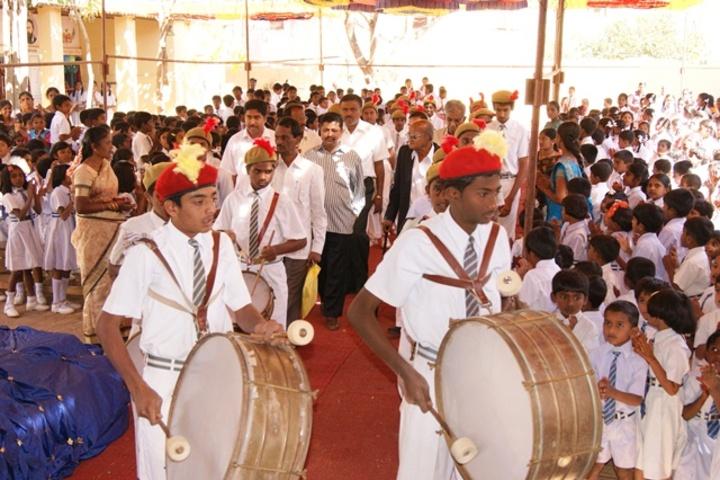 Gnanajyothi School-Sports Day