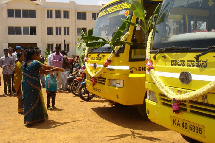 Gnanajyothi School-Transport
