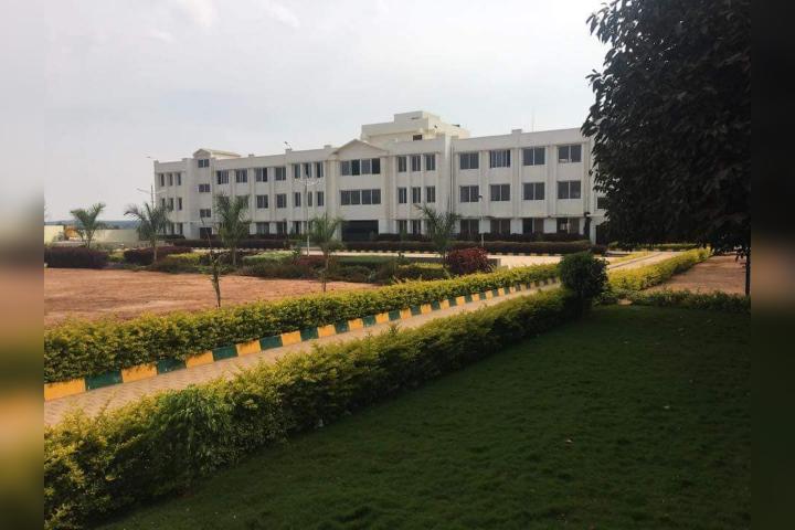 Gnanajyothi School - School Building