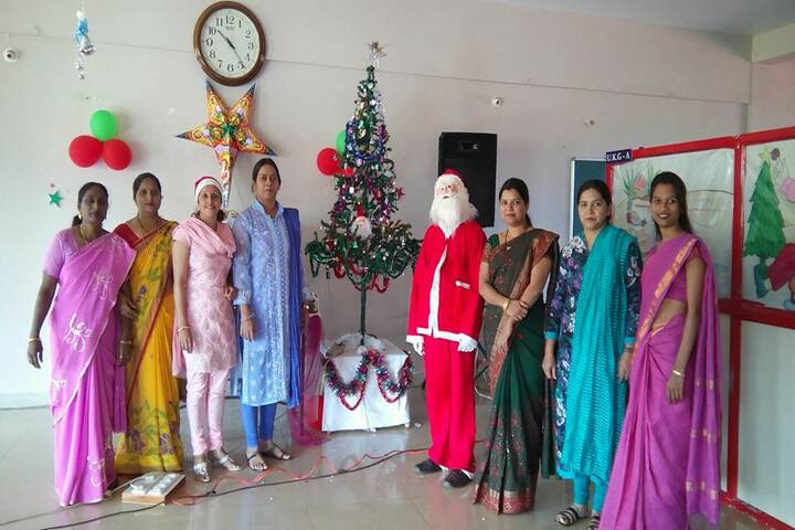 Good Shepherd Central School-Chritsmas Celebration