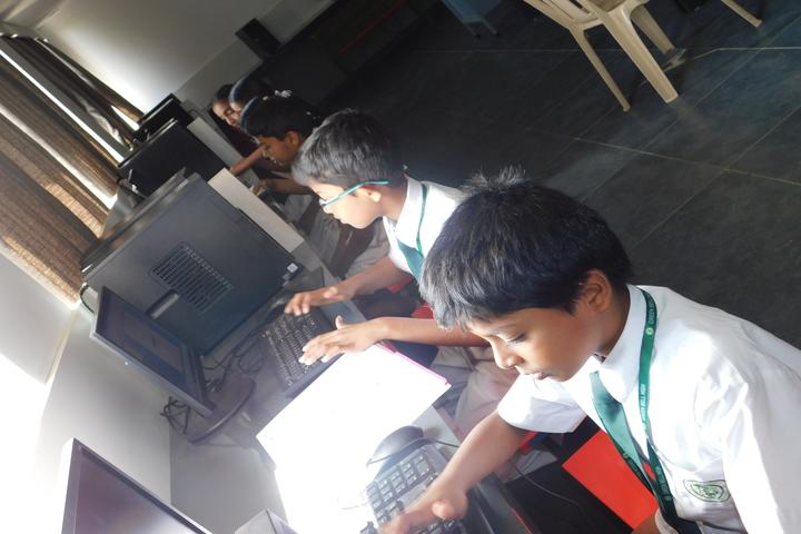 Green Bell High-IT Lab