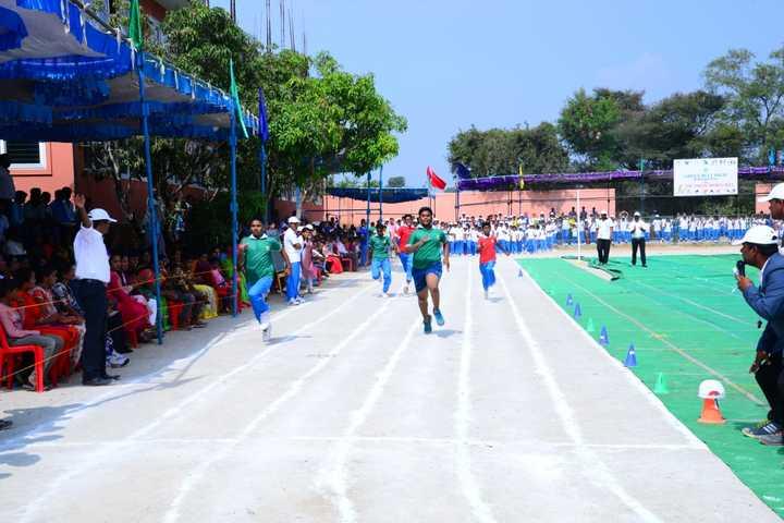 Green Bell High-Sports Meet
