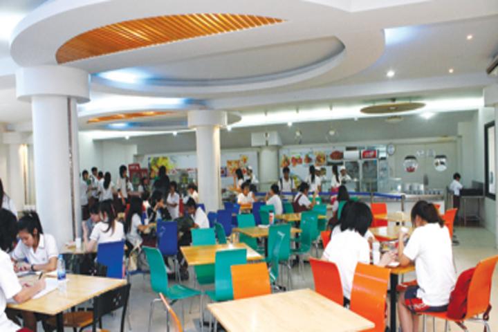 Christ Jyoti School-Canteen