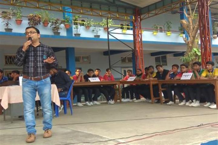 Christ Jyoti School- Quiz Competition