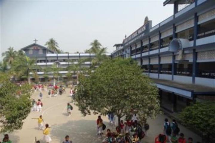 Christ Jyoti School-School Building