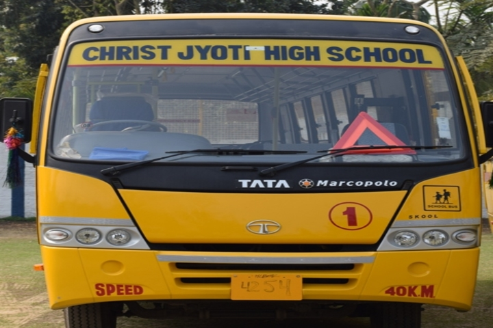 Christ Jyoti School-Transport