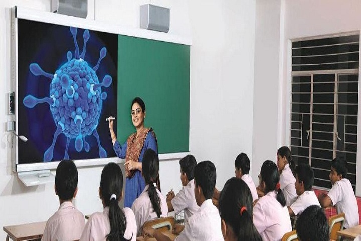 Christ Jyoti School-Smart Classroom