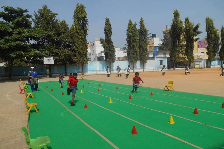 Green Valley English School-Annual Sports Meet