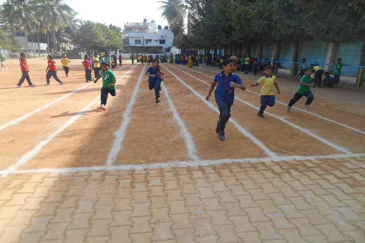 Green Valley English School-Sports Day