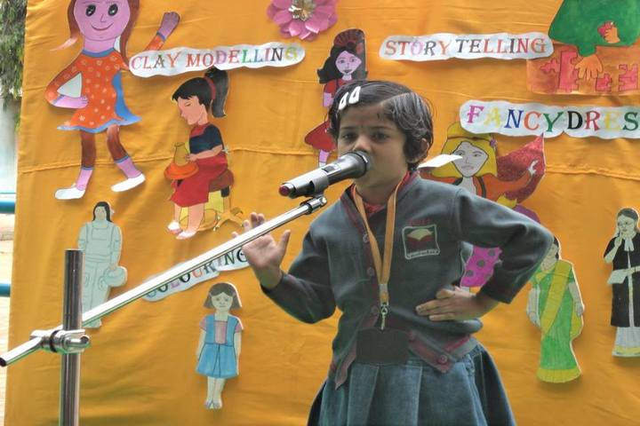 Green Valley English School-Story Telling