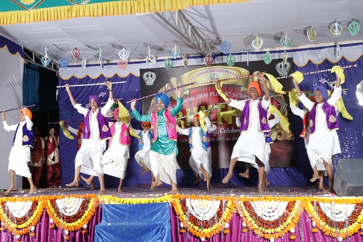 Guru Nanak Dev Public School-Annual Day