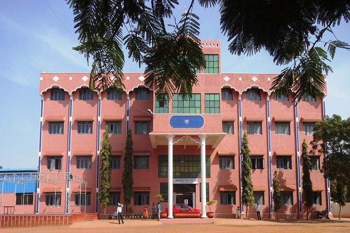 Guru Nanak Dev Public School-Campus-View