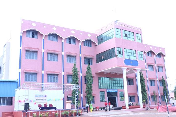 Guru Nanak Dev Public School-College Building