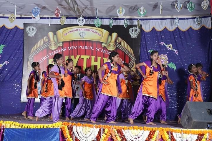 Guru Nanak Dev Public School-Events