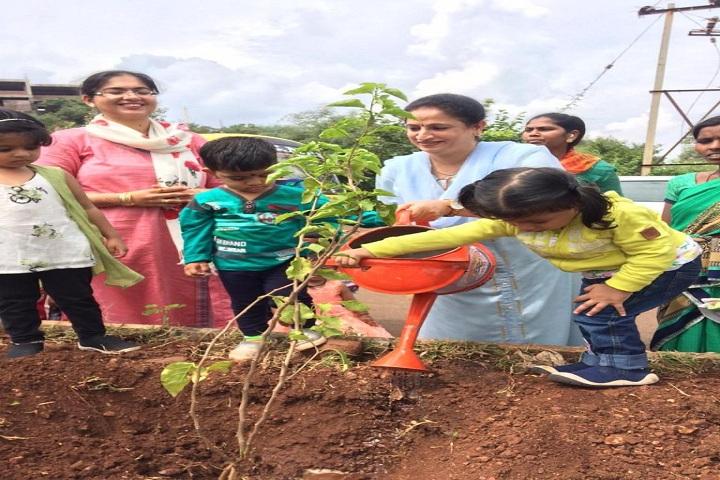 Guru Nanak Dev Public School-Plantation