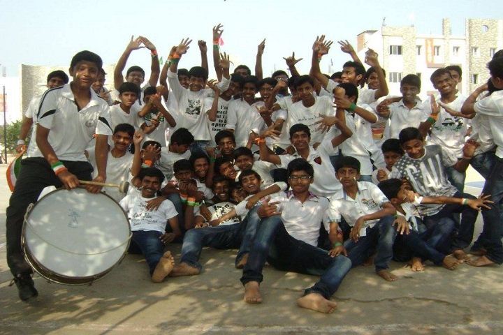Gurukul Concept School-Band troop
