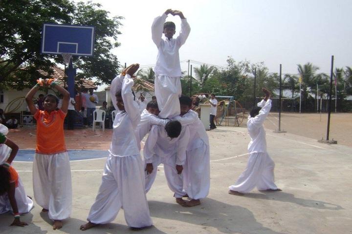 Gurukul Concept School-Independance day programme