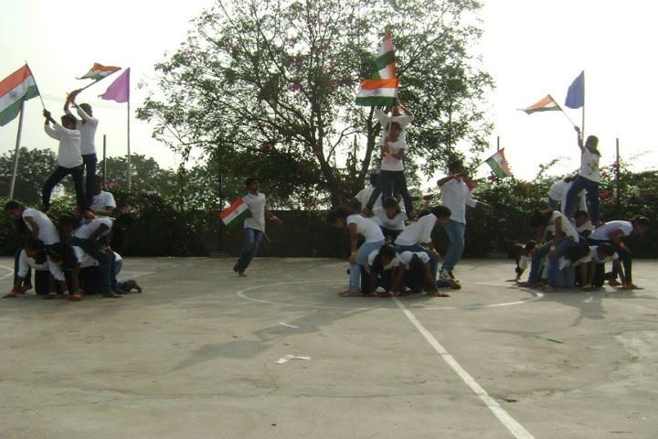 Gurukul Concept School-Independence day events
