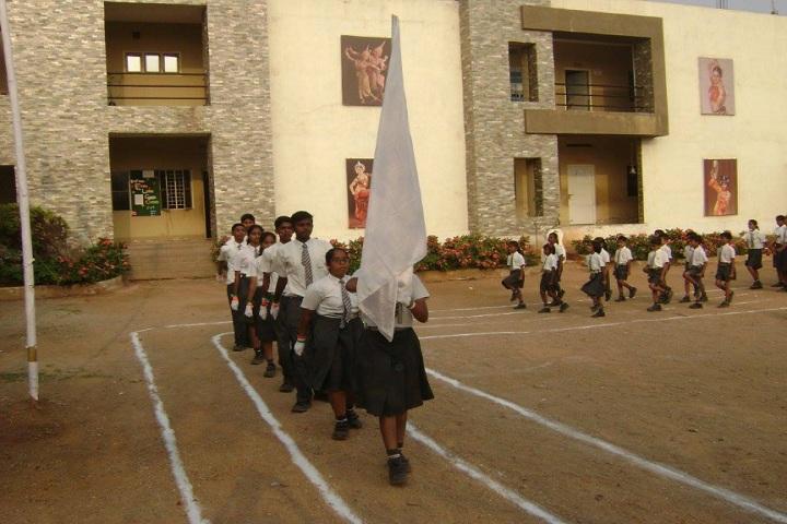 Gurukul Concept School-March Past