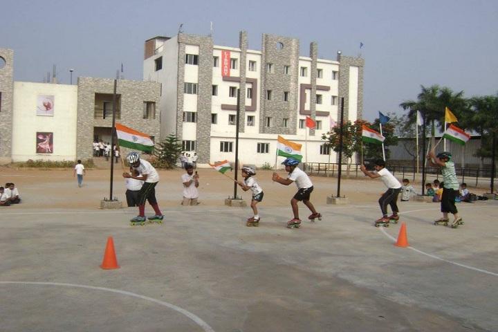 Gurukul Concept School-Skating