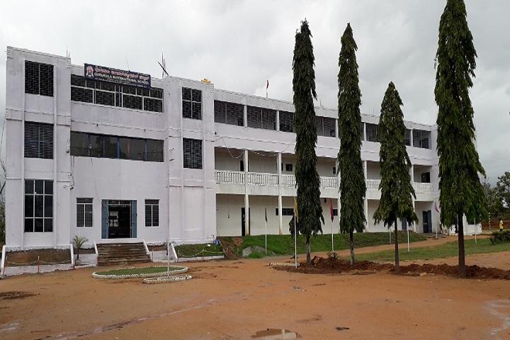 Gurukula International School-School building