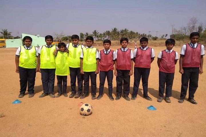 Gurukula International School-Sports football