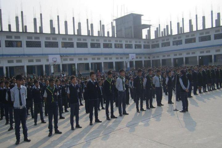 De Pauls Public School-Assembly