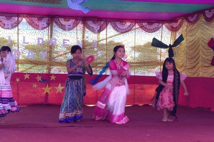 De Pauls Public School-Childrens day