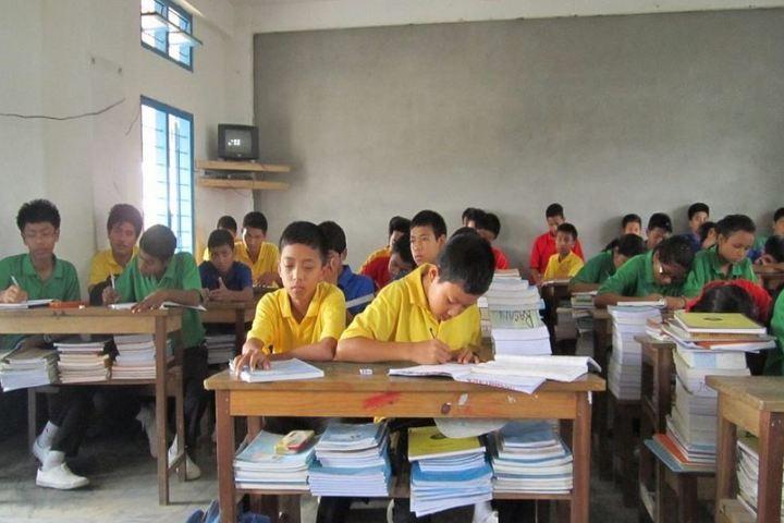 De Pauls Public School-Class room