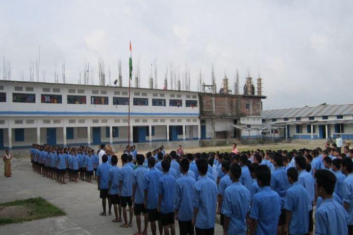 De Pauls Public School-Independence day