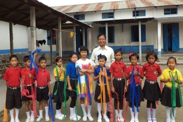 De Pauls Public School-Kinder Garden