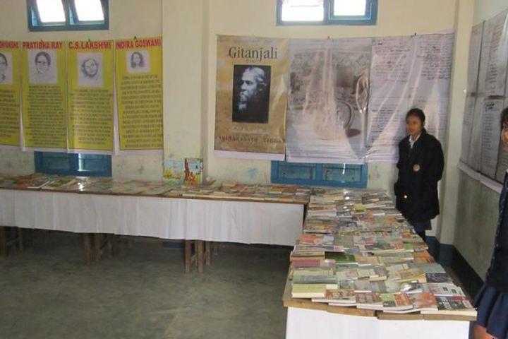 De Pauls Public School-School Exhibition