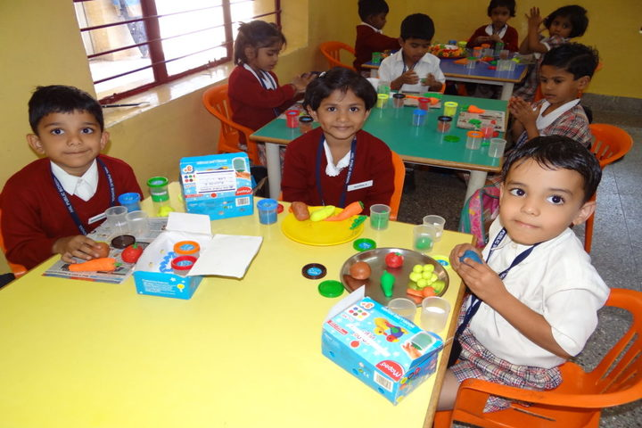 Hal Public School-Activity Room