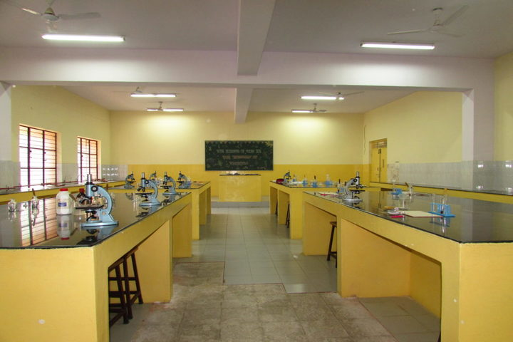 Hal Public School-Biology Lab