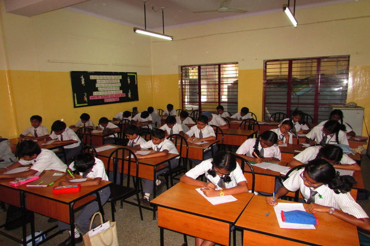 Hal Public School-Classroom
