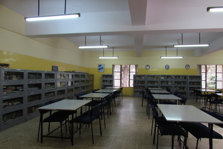Hal Public School-Library