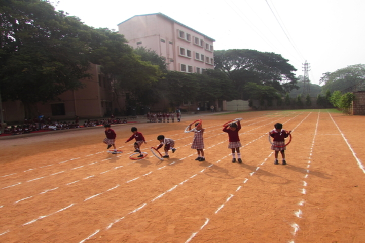 Hal Public School-Sports Day