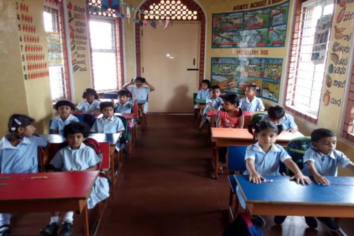 Hari Vidyalaya-Classroom